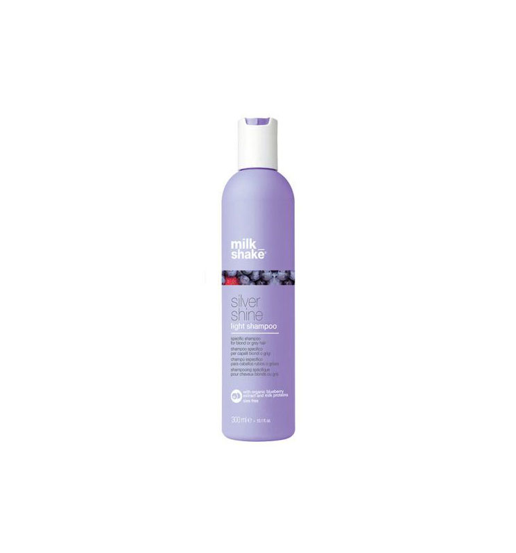 Milk Shake Silver Shine Light Shampoo 300ml